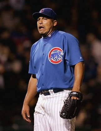 Zambrano makes a funny face.jpg