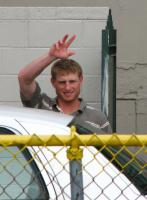 Mike Fontenot acknowledges fans.jpg