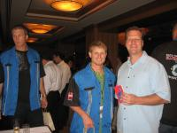 Mike Fontenot at Kerry Wood's fundraiser.jpg