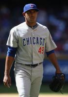 Carlos Marmol struts back to the dugout.jpg