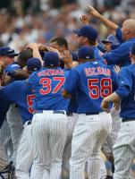 Cubs team celebrate a walk off win.jpg