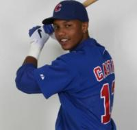 Starlin Castro poses with a bat.JPG